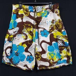 OP Tropical swim  trunks